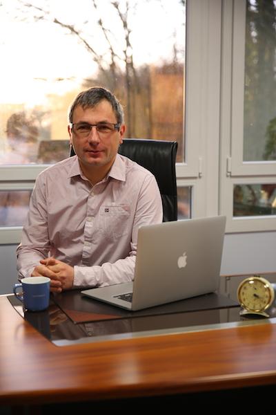 Jean-Claude Rousseaux, fondateur et PDG de Page Up