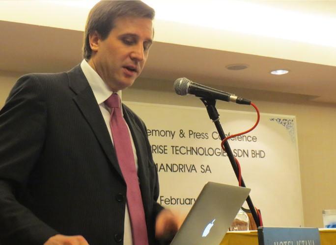 Jean-Manuel Croset CEO Mandriva