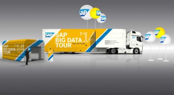 SAP Big Data Tour 2014
