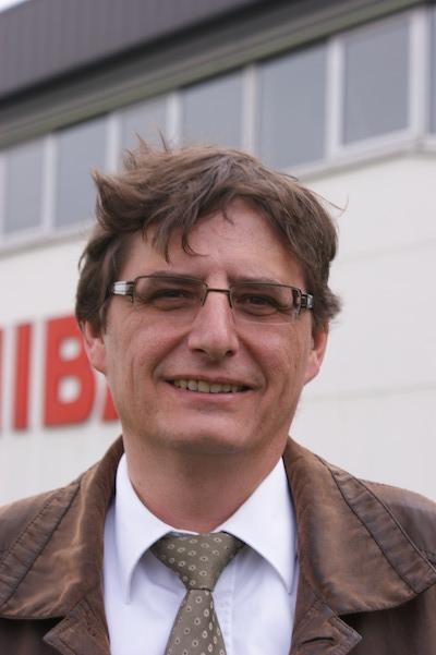 Alain Verna, Président directeur général de Toshiba TEC Europe Imaging Systems S.A.