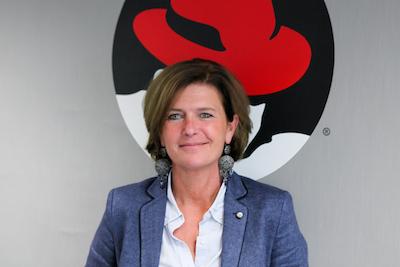 Carine Braun-Heneault, Directrice générale de Red Hat France