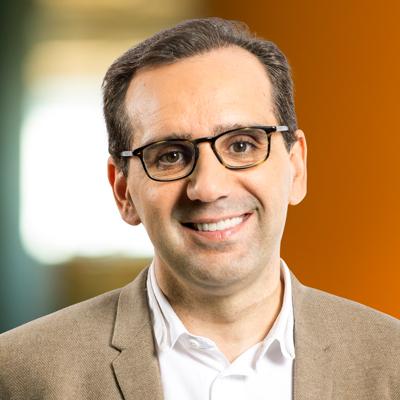 Chano Fernandez, président de Workday pour la région EMEA