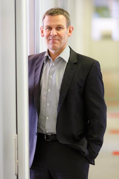 Eric Cariou, Président directeur général de Toshiba Systèmes France