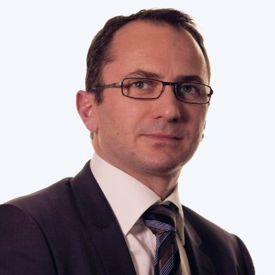 Nicolas Renaud,  responsable du département Cloud Dimension Data