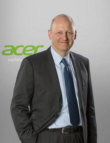 Oliver Ahrens, président de la direction régionale Pan-Asie Pacifique