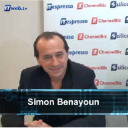 Simon Benayoun coorganisateur de PartneVIP