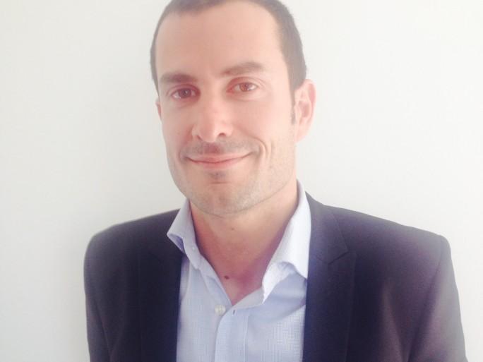 Mathieu Laporte, Responsable commercial de la BU Print chez SCC