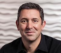 Ben Gibson, chief marketing officer chez Aruba Networks