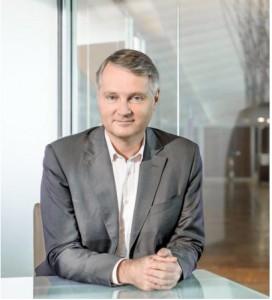 Christophe Letellier, CEO de Sage ERP X3