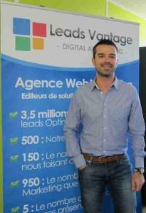 Jean-Michel AUBERT, directeur associé de Leads Vantage