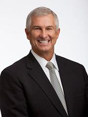 Mike Baur, président directeur général de ScanSource