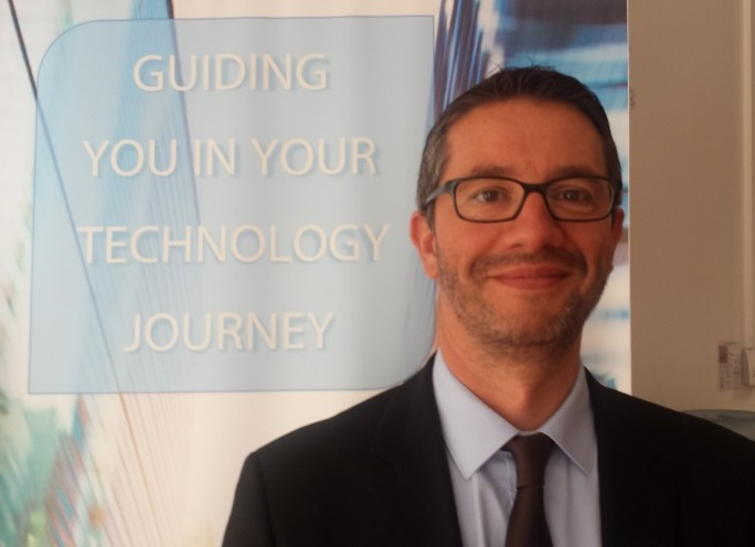 Patrick Cason, Country Manager France d'Easynet France