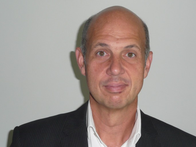 Richard Thomas, directeur commercial d'Aloer