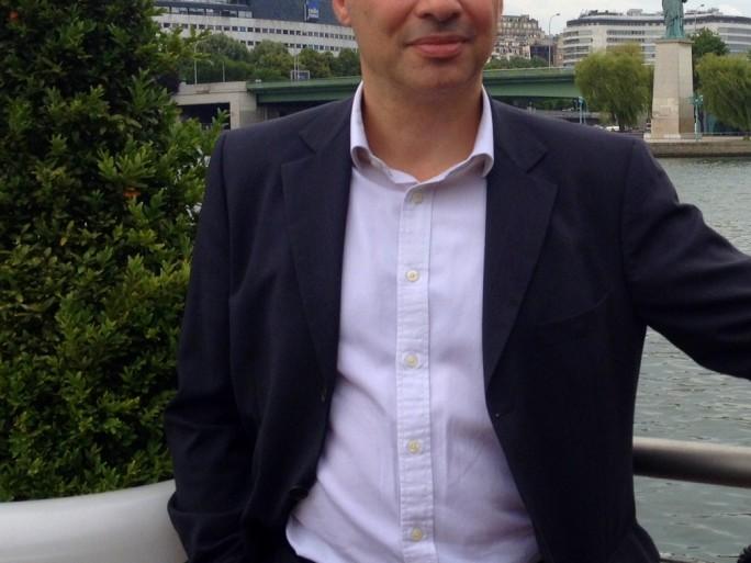 Jean-Pierre Carlin, Directeur Europe du Sud chez LogRhythm.