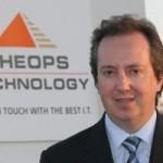 Nicolas Leroy-Fleuriot, président-directeur général  Cheops Technology