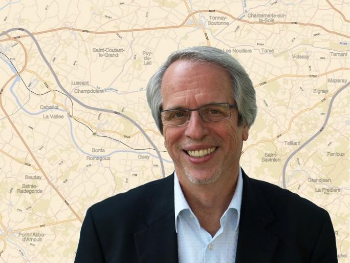 Rony Gal, président-directeur général d'Esri France