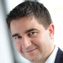 Claude Cordier, Directeur Marketing Produits et Services SMB chez Sage France