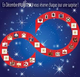 Calendrier de l'Avent 2014 Fujistu