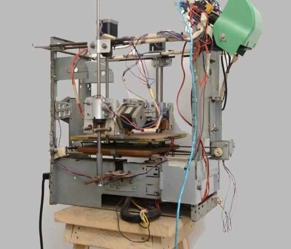 W.Afate 3D Printer