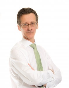 Dieter Lott, vice président d'Avnet Technology Solutions EMEA