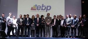 Remise des Trophées Partenaires EBP 2014