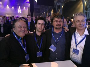 Equipe Decade récompensée par Hybris Software
