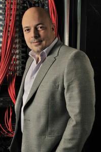 Eric Sansonny, Directeur Général Aruba Networks