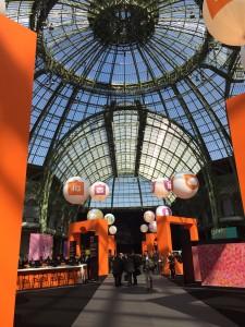 Avenue Orange au Grand Palais