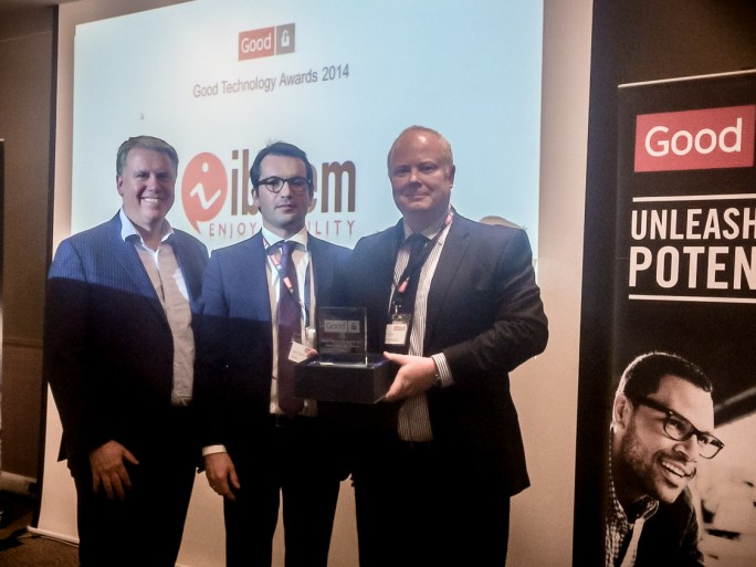 European Channel Partner Award