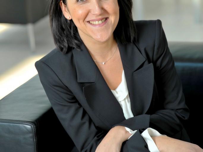 Hélène Barrios, directrice générale Cegid Public