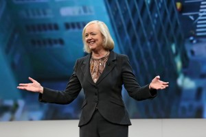 Meg Whitman, chairman, présidente et CEO d'HP