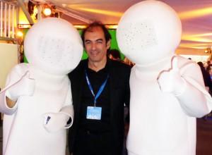 Eric Chemouny, Senior VP hybris SAP Customer Engagement et Commerce EMEA
