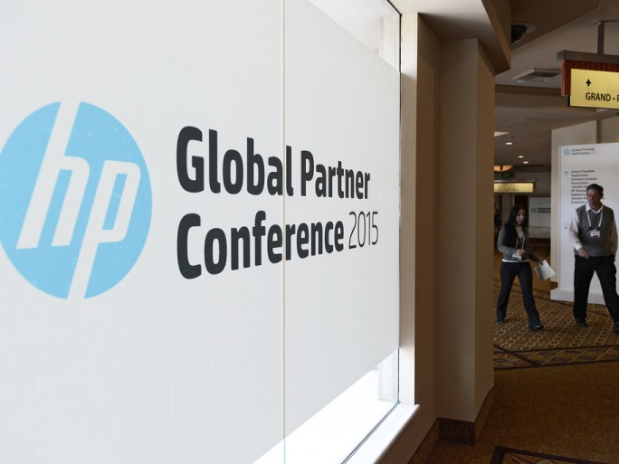 HP Global Partner 2015