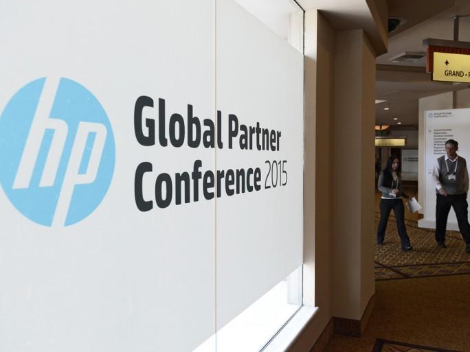 HP Global Partner 2015