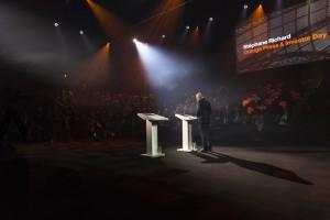 Stéphane Richard, président directeur général d'Orange. Copyright Unique Agency pour Orange