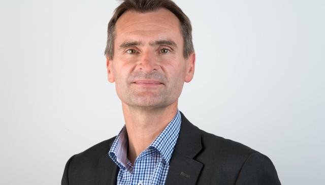 Jérôme Bazin, président d'Isatech