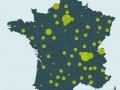 Réseau de partenaires Cloud Eco en France