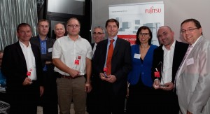 Fujitsu Select Partner Program Awards 2013