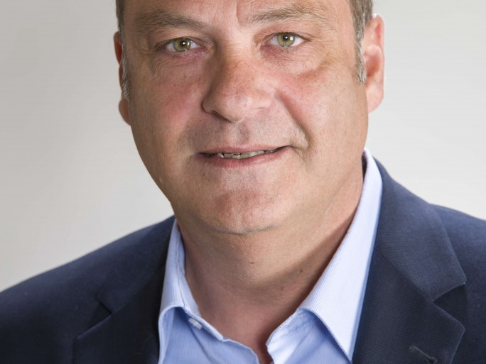 Frank Charvet, Country Manager France de Nutanix