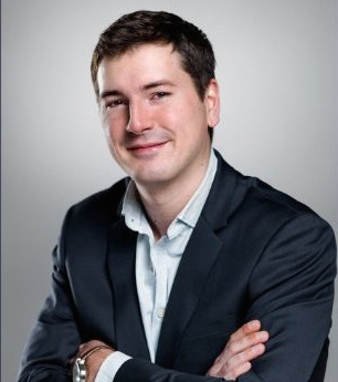 Alexandre Marie, directeur marketing et communication d'Itancia.