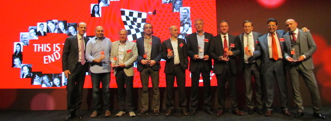 Fujitsu Partners Select Awards 2015