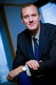 Edward Hladky, Président Directeur Général d'Iron Mountain France