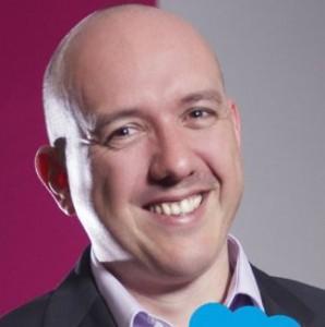 Jean-Michel Mougeolle, directeur des systèmes d'information de Mikit
