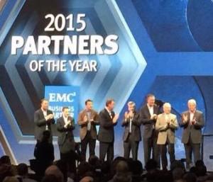 Capgemini Partenaire EMEA de l'année EMC