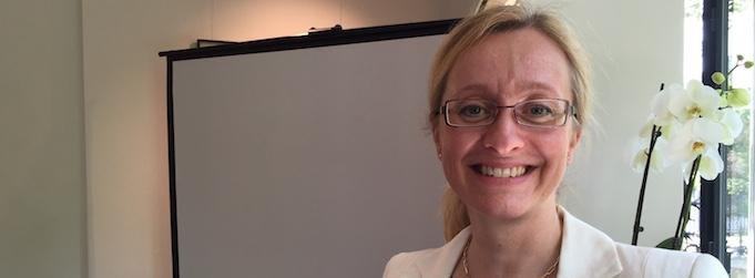 Stéphanie Kayser, directrice générale France de G Data