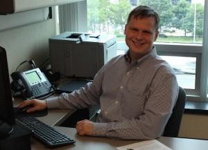 Chris Hilderbrand, vice-président, des ventes mondiales Channel d'Acronis