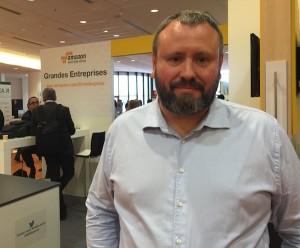 David Figini, VP Cloud Services EMEA d'Axway