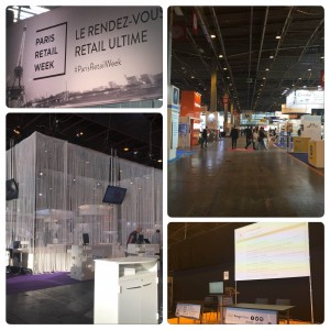Paris retail week 2015