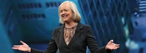 Meg Whitman, future Présidente et Chief Executive Officer de Hewlett Packard Enterprise