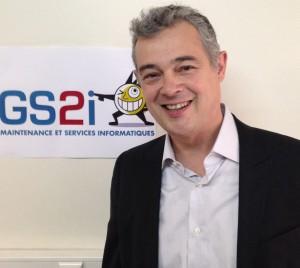 Thierry Goigoux, fondateur et dirigeant de GS2i